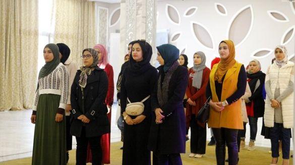 ملكة جمال المحجبات بالمغرب 1