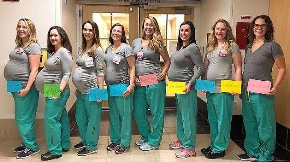 حمل ممرضات