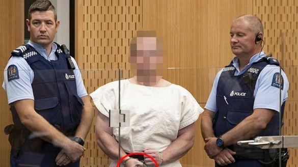 منفذ مذبحة نيوزيلندا