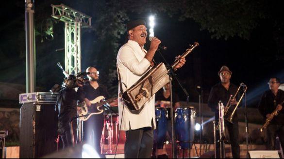 حميد القصري في مهرجان إفران 3