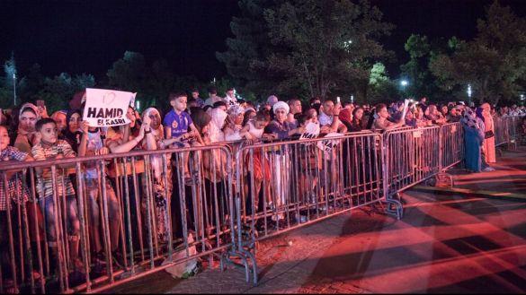 حميد القصري في مهرجان إفران 4