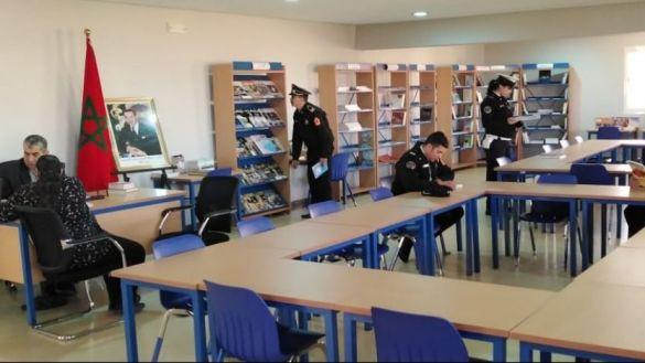 مكتبة الأمن
