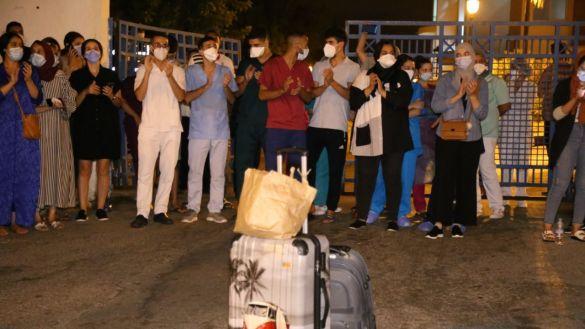 احتجاج أطباء طنجة 4