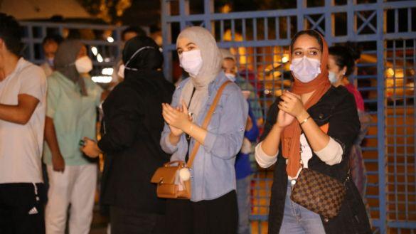 احتجاج أطباء طنجة 6