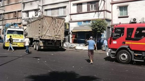 شاحنة مجنونة 4