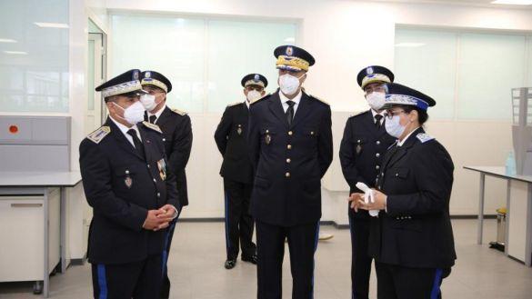 المديرية العامة للأمن الوطني تحتفل بالذكرى الـ65 لتأسيسها