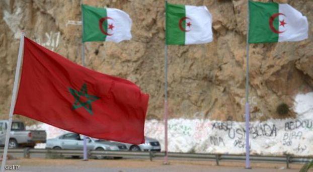 المغرب الجزائر