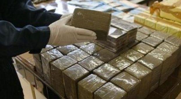 حجز المخدرات