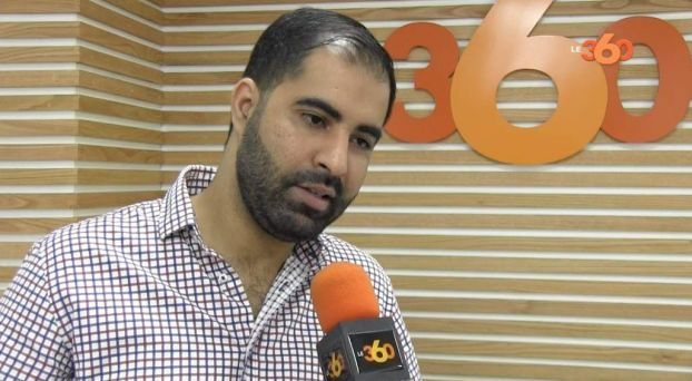 cover video -  محسن صلاح الدين : الأغنية الدينية ليست موجة وإنما ظاهرة صحية