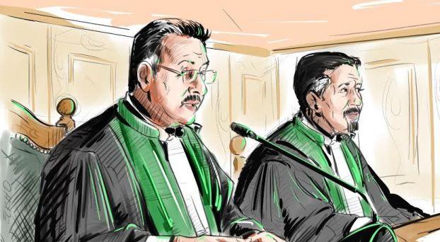 محكمة إدانة