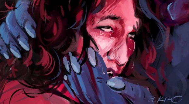 اختطاف تعنيف امرأة