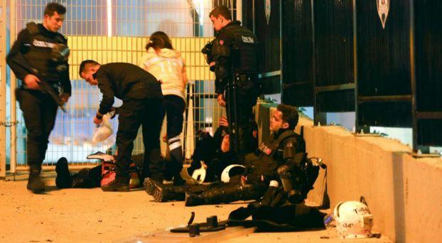 تفجير اسطنبول 10 دجنبر 2016