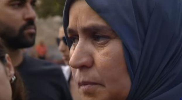 ام أحد المتهمين في اعتداء برشلونة