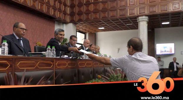 """غلاف فيديو - لهذا انسحب مستشارو حزب """"البام"""" من دورة مجلس مدينة الدارالبيضاء"""