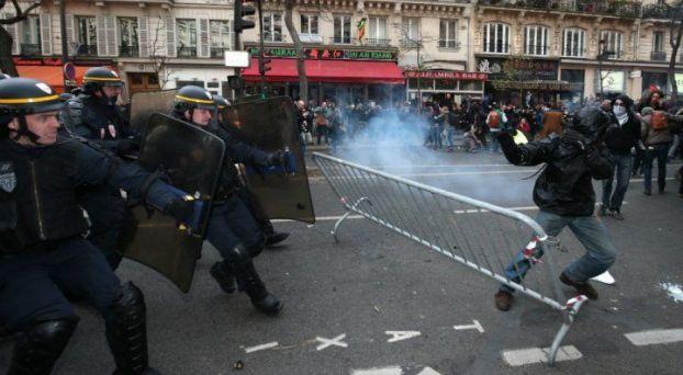 مواجهات باريس