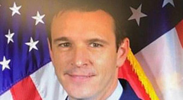 ضابط أمريكي متحرش