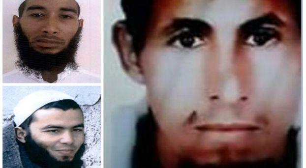 إرهابيون شمهروش