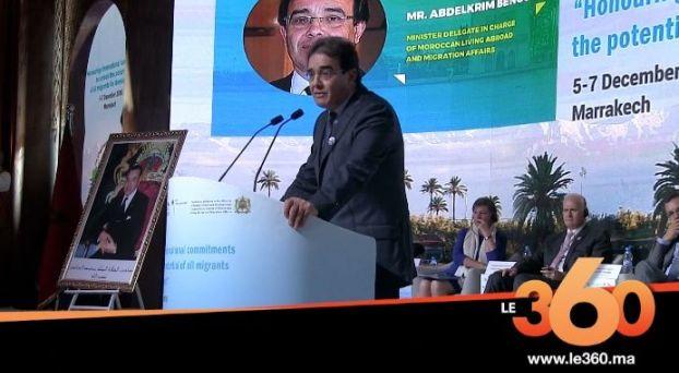 cover: مراكش تحتضن المنتدى العالمي للهجرة
