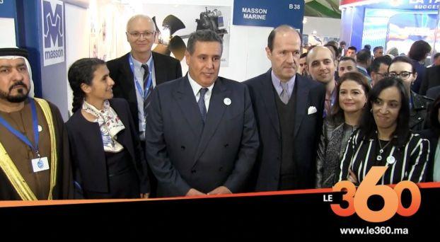 cover: 13 وزيرا عالميا يفتتحون معرض أليوتيس الدولي بأكادير