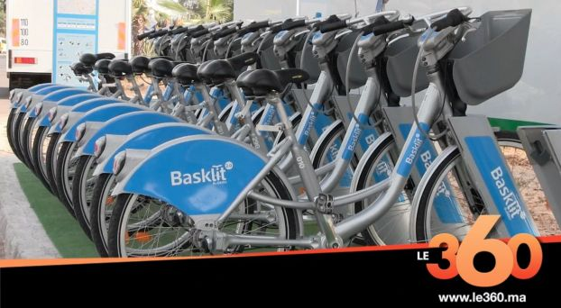 غلاف فيديو - دراجات هوائية صديقة للبيئة تجوب شوارع مدينة أكادير
