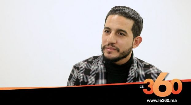 "cover: أمين المهني يكشف علاقته بالراحلة إيمان الدحماني ويصرح ""ما خديتش حقي"""