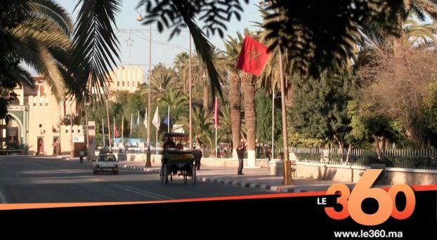 """غلاف فيديو - تارودانت تحتفي بلقب """"عاصمة المجتمع المدني بالمغرب"""" ببرنامج حافل"""