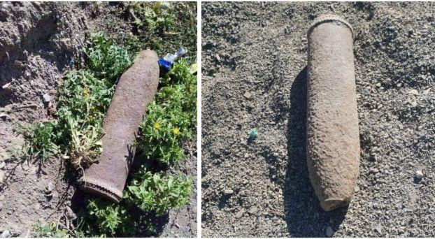 العثور على قنبلة بتاونات