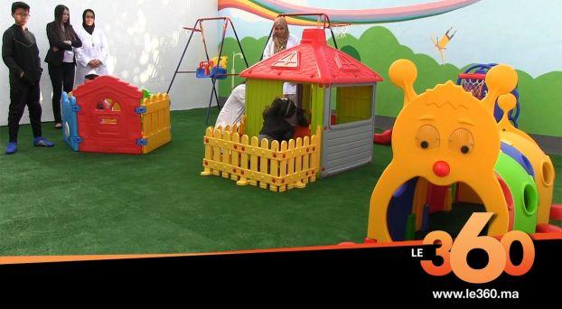 Cover_Vidéo: Le360.ma • افتتاح أول دار لحضانة أطفال موظفات مديرية الضرائب بأكادير