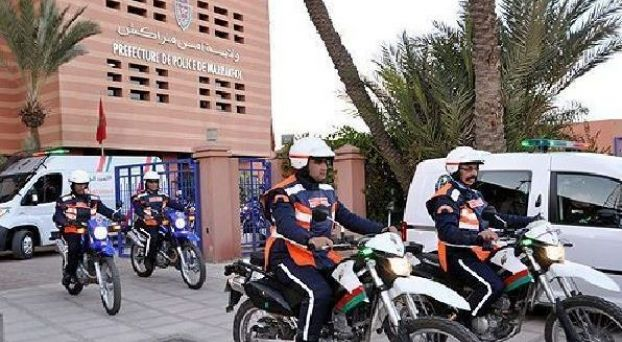 أمن مراكش