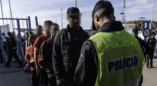 الشرطة الوطنية الإسبانية