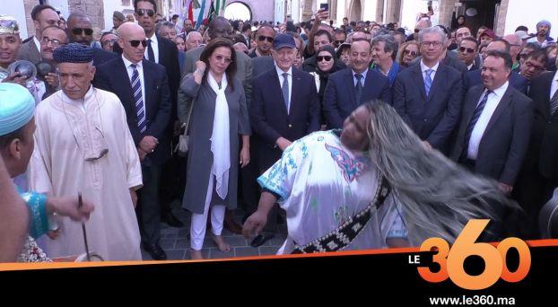 Cover_Vidéo: Le360.ma •Parade d'Ouverture de la 22eme édition du festival d'Essaouira Gnaoua