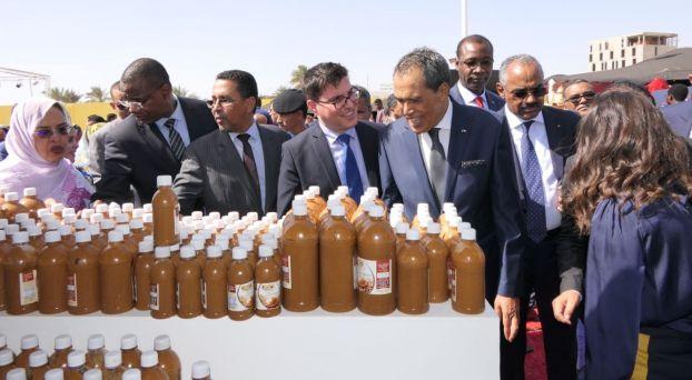 أسبوع المغرب بموريتانيا