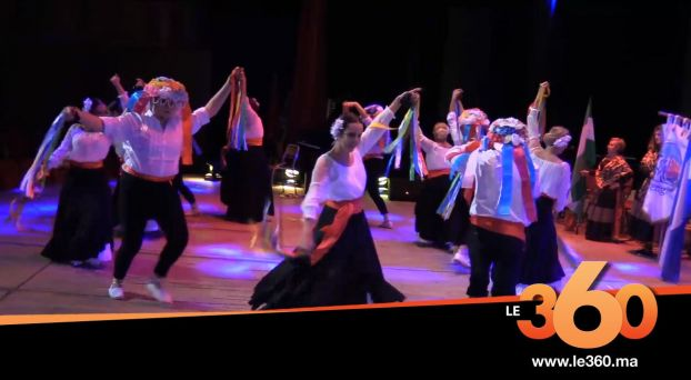 cover vidéo: Le360.ma •فن الفلامنغو يطرب ليالي مهرجان الغرناطي بوجدة