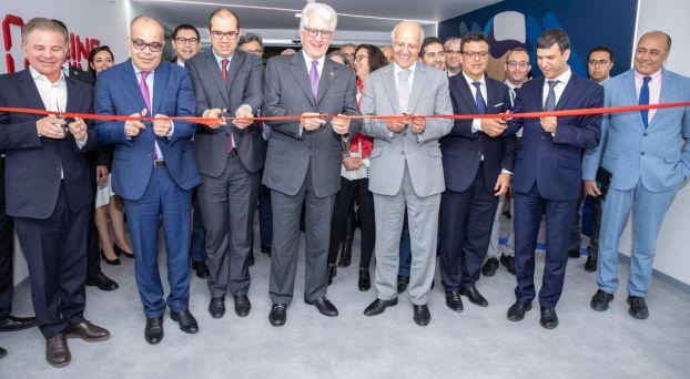 افتتاح أول مركز رقمي تفاعلي بالمغرب ببنجرير