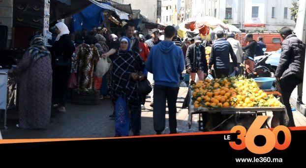 cover vidéo :هذه أجواء سوق المدينة القديمة في زمن كورونا