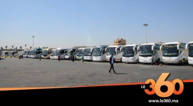 """بالفيديو: محطة ولاد زيان """"حزينة"""" قبيل عيد الأضحى"""
