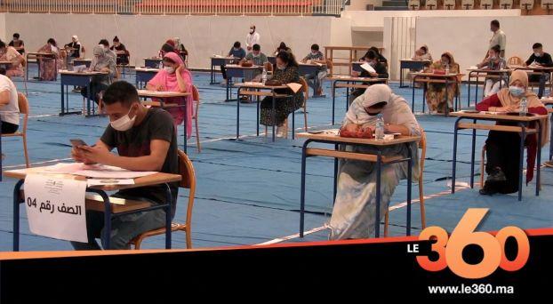 Cover Vidéo - هكذا اجتاز تلاميذ كلميم امتحانات الباك في زمن الكورونا
