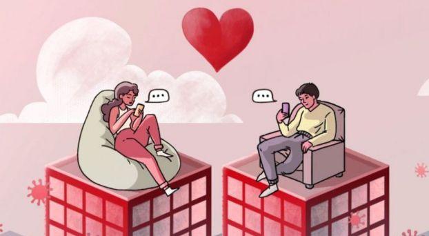 الحب في زمن كورونا