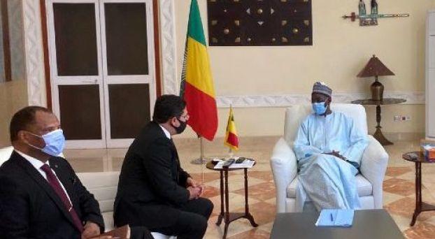 بوريطة يزور مالي بتعليمات من الملك