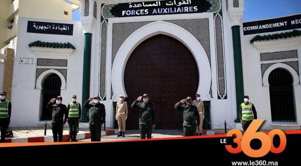 Cover Vidéo - القوات المساعدة بجهة طنجة مهام متعددة وتعبئة متواصلة ضد كورونا