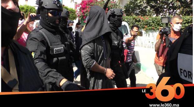 Cover Vidéo - تفكيك خلية إرهابية بمدينة تمارة وإيقاف مشتبه فيه