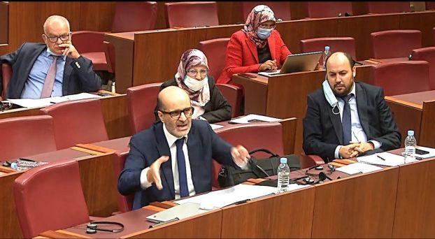 فريق العدالة والتنمية بالبرلمان
