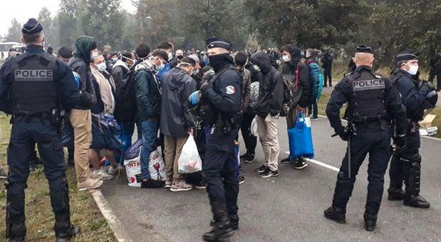 مهاجرين عرب في فرنسا