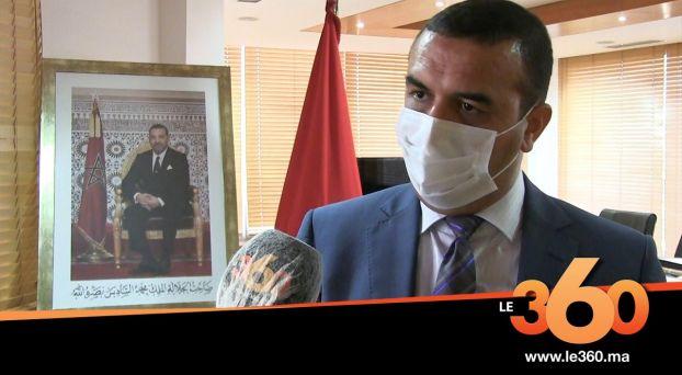 Cover Vidéo - حوار خاص مع محمد امكراز حول التغطية الصحية والبلوكاج المتعلق بصندوق الضمان الاجتماعي