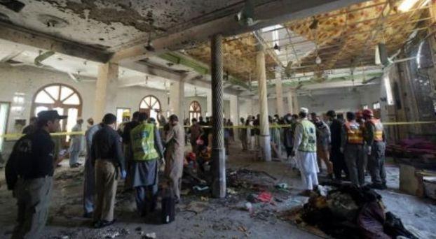 تفجير مدرسة قرآنية بباكستان