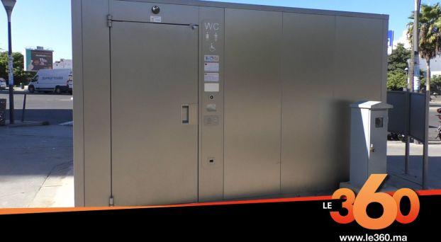 Cover Vidéo . ارتسامات مواطنين حول المراحيض العمومية الجديدة بالدار البيضاء