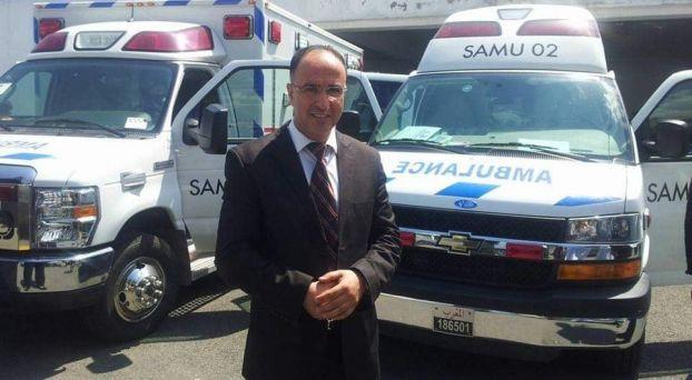 مدير مستشفى محمد الخامس