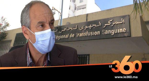 Cover_Vidéo: الرواحي: كورونا وغياب التبرع بانتظام سبب نقص مخزون الدم بطنجة
