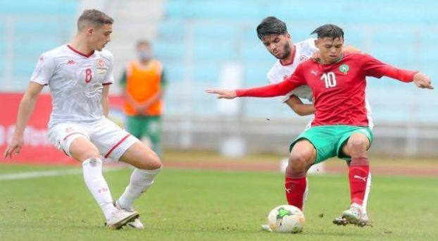 منتخب المغربي شبان
