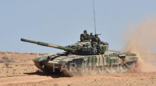 الدبابات القتالية للقوات المسلحة الملكية